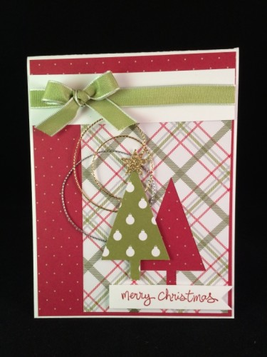 Pals Paper Crafting Card Ideas Merry Moments Mary Fish Stampin Pretty StampinUp