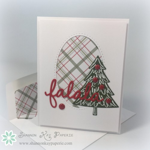 Pals Paper Crafting Card Ideas Peaceful Pines Mary Fish Stampin Pretty StampinUp