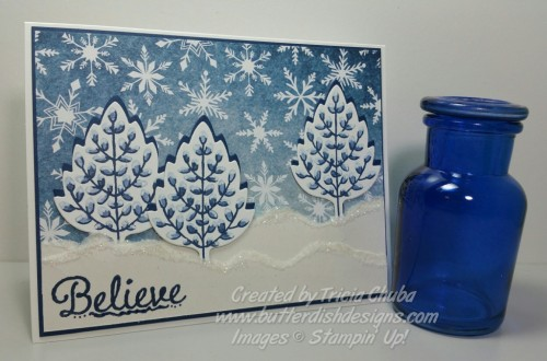 Pals Paper Crafting Card Ideas Season of Cheer Mary Fish Stampin Pretty StampinUp