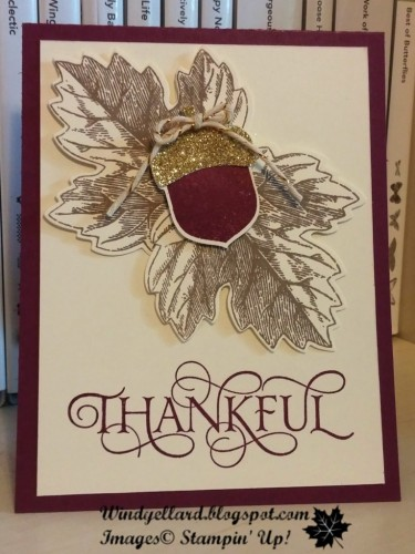Pals Paper Crafting Card Ideas Six Sayings Mary Fish Stampin Pretty StampinUp