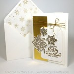 A Flurry of Wishes Holiday Card