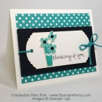 Simple Sympathy Card for PPA273