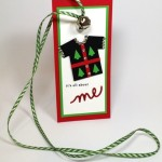My Christmas Sweater Holiday Tag