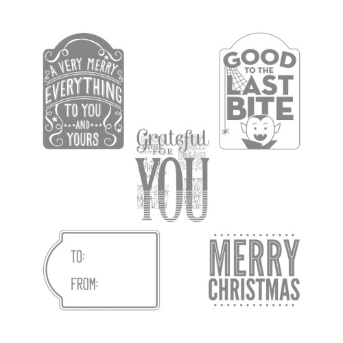 Stampin Up Merry Everything Stamp Set