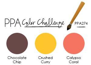 Pals Paper Arts Color Challenge PPA PPA274