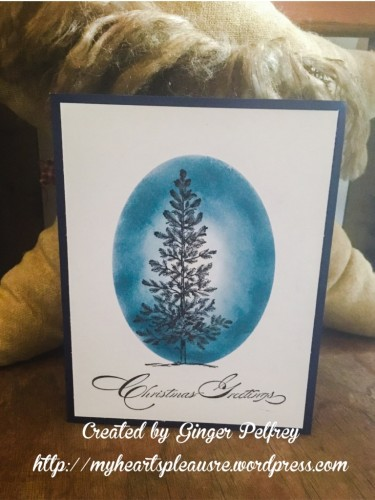 Pals Paper Crafting Card Ideas Lovely as a Tree Mary Fish Stampin Pretty StampinUp