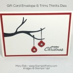 The Perfect Gift Card Envelope