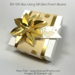 Festive Flower Builder Punch & Gift Box