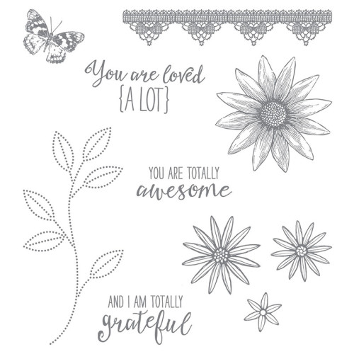 Stampin Up Grateful Bunch