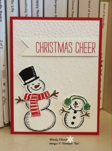Ideas To You and Yours Mary Fish Stampin Pretty StampinUp