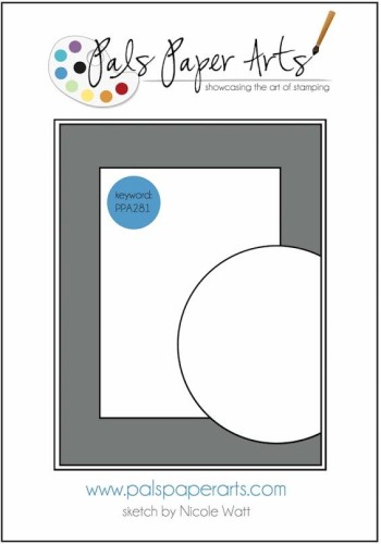 Pals Paper Arts Challenge PPA281