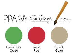 Pals Paper Arts Color Challenge PPA278