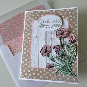 Pals Paper Crafting Card Ideas Cottage Greetings Mary Fish Stampin Pretty StampinUp