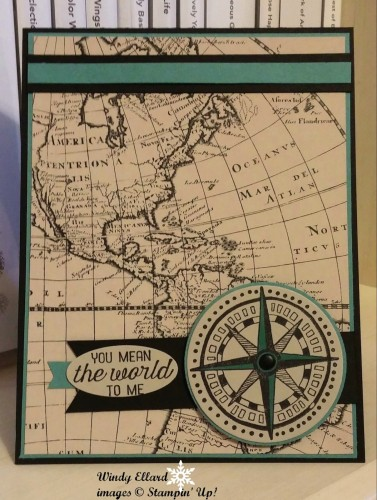 Pals Paper Crafting Card Ideas Going Places Mary Fish Stampin Pretty StampinUp