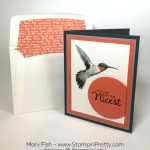 A Preview of Stampin' Up! Picture Perfect