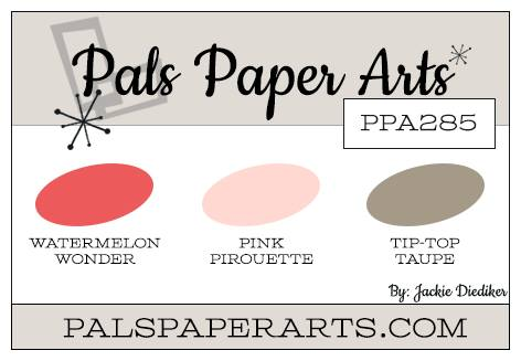 Pals Paper Arts Color Challenge