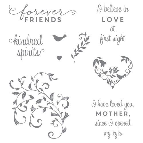 Stampin up First Sight