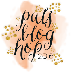 Stampin Up Pals Blog Hop