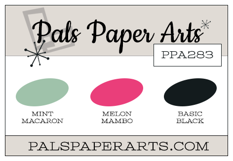 Pals Paper Arts Color Challenge PPA283