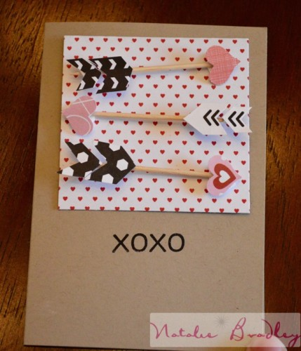 Pals Paper Crafting Card Ideas Arrows Mary Fish Stampin Pretty StampinUp
