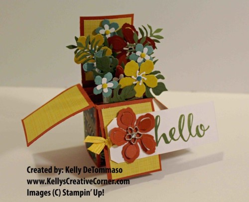 Pals Paper Crafting Card Ideas Botanical Box Mary Fish Stampin Pretty StampinUp