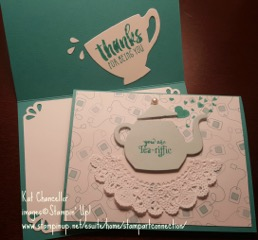 Pals Paper Crafting Card Ideas Cuppa Mary Fish Stampin Pretty
