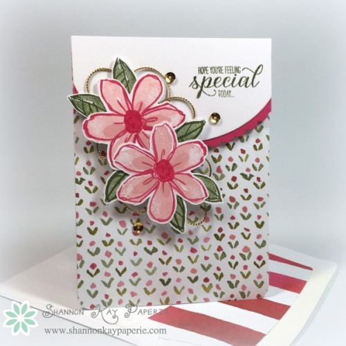 Pals Paper Crafting Card Ideas English Garden Mary Fish Stampin Pretty StampinUp