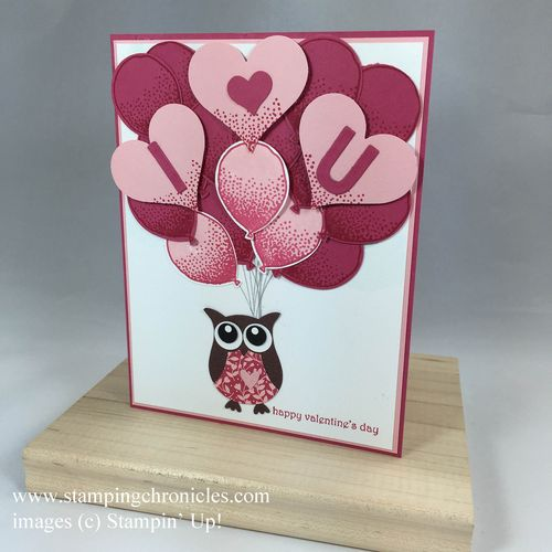 Pals Paper Crafting Card Ideas Owl Punch Mary Fish Stampin Pretty StampinUp