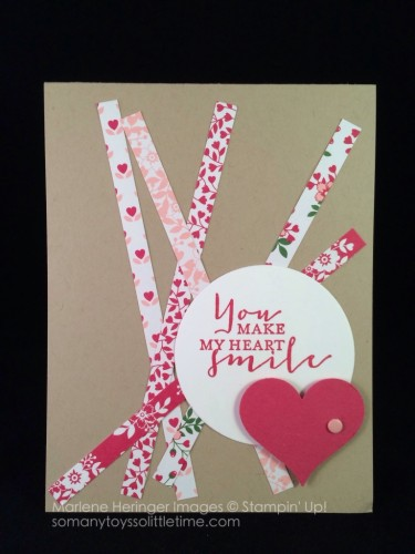 Pals Paper Crafting Card Ideas Sweetheart Mary Fish Stampin Pretty StampinUp
