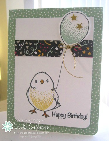 Pals Paper Crafting Card Ideas Talented Trio Mary Fish Stampin Pretty