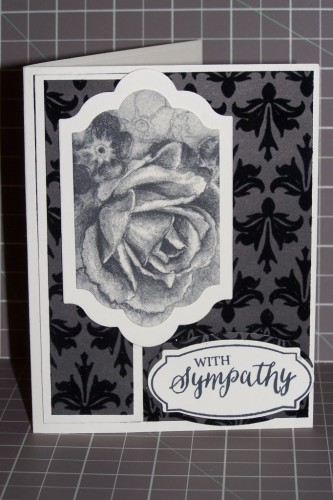 Pals Paper Crafting Card IdeasSympathy Mary Fish Stampin Pretty StampinUp