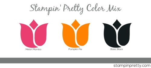 SP Color Mix Melon Pie Black