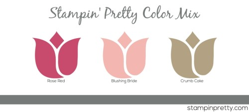 SP Color Mix Rose Bride Crumb