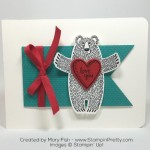 Simple Saturday Bear Hugs Card