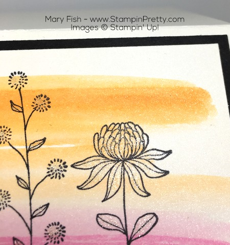 Stampin Up Wink of Stella Clear