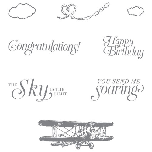 141282G Stampin Up Sky Is the Limit