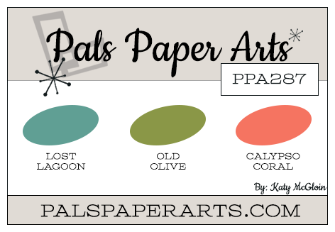 Pals Paper Arts Color Challenge PPA287