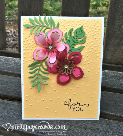 Pals Paper Crafting Card Ideas Botanical Blooms Mary Fish Stampin Pretty StampinUp