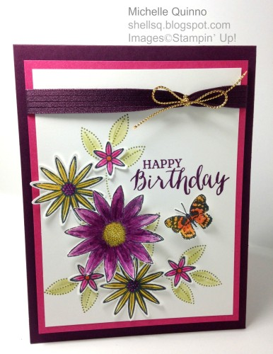 Pals Paper Crafting Card Ideas Bunch Mary Fish Stampin Pretty StampinUp