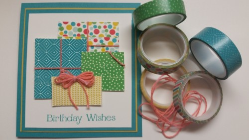 Pals Paper Crafting Card Ideas Cheryl Mary Fish Stampin Pretty StampinUp