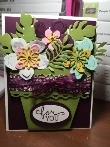 Pals Paper Crafting Card Ideas Frenchie Hum Mary Fish Stampin Pretty