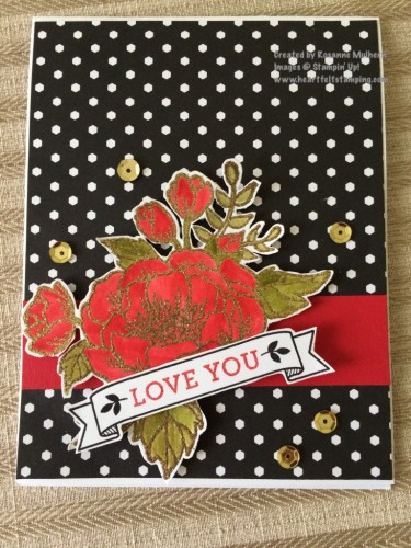 Pals Paper Crafting Card Ideas Go Wild Mary Fish Stampin Pretty StampinUp
