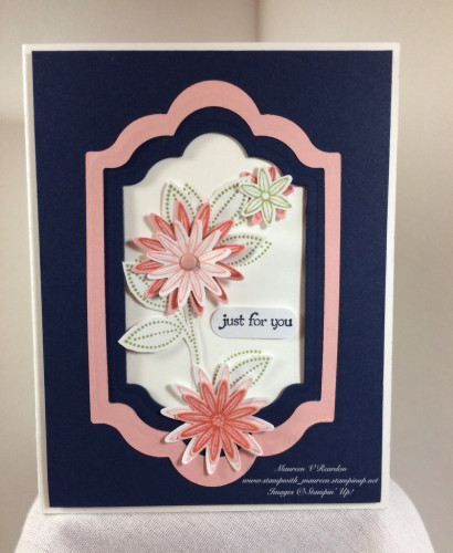 Pals Paper Crafting Card Ideas Graeful Bunch Mary Fish Stampin Pretty StampinUp