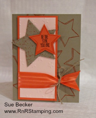 Pals Paper Crafting Card Ideas StarMary Fish Stampin Pretty StampinUp
