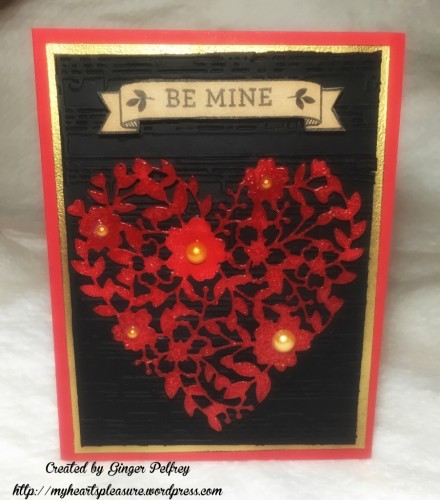 Pals Paper Crafting Card Ideas Valentine Mary Fish Stampin Pretty StampinUp