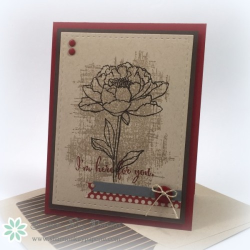 Pals Paper Crafting Card Ideas You've Got ThisMary Fish Stampin Pretty StampinUp