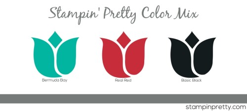Stampin Pretty Color Mix