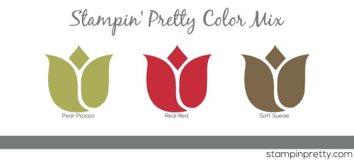 Stampin Pretty Stampin Up Color Mix