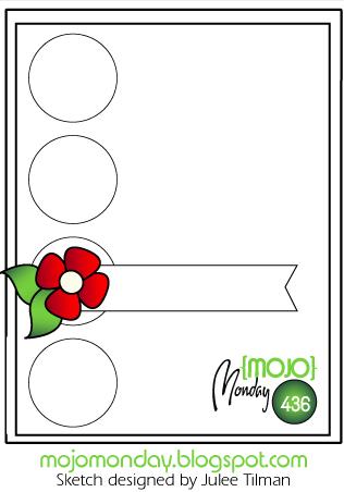 Mojo Monday Sketch Challenge MOJO436