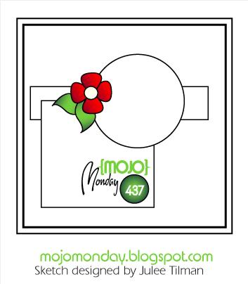 Mojo Monday Sketch Challenge MOJO437
